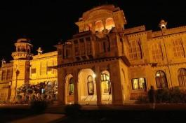 The Lallgarh Palace Hotel, Bikaner, Rajasthan, India