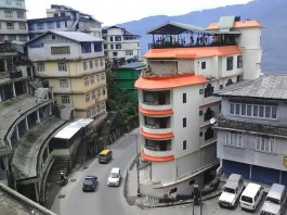 Central Hill Resort, Gangtok, Sikkim, India