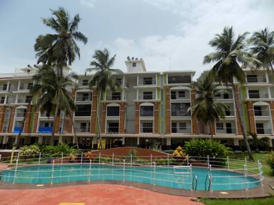 1 BHK Apartment Near Candolim Beach CM017, Candolim, Goa, India