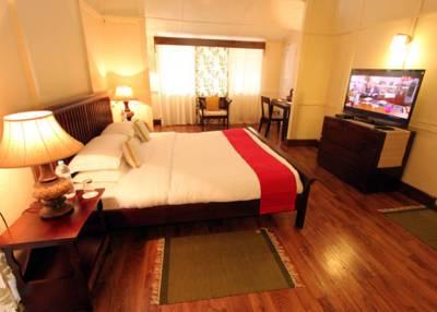 Cafe Shillong Bed & Breakfast, Shillong, Meghalaya, India
