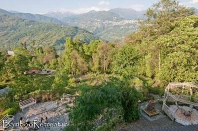 Bamboo Retreat, Gangtok, Sikkim, India