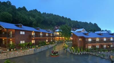 The Pavilion, Dharamshala, Himachal Pradesh, India