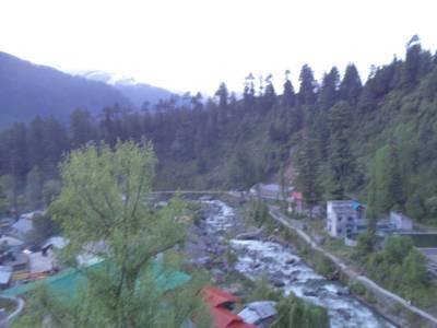 Rock Top Inn and Cafe, Manali, Himachal Pradesh, India