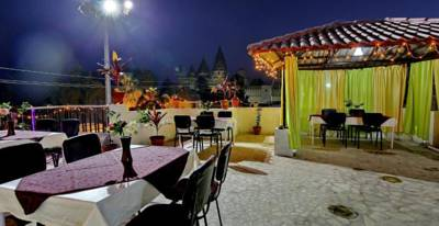 Aditya Hotel, Orchha, Madhya Pradesh, India