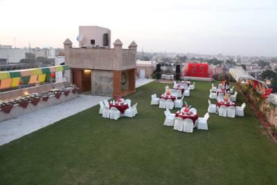 Aveda Kamal Palace, Jalandhar, Punjab, India