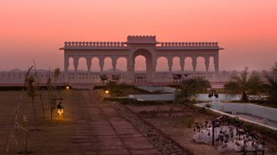Aaram Baagh, Pushkar, Pushkar, Rajasthan, India