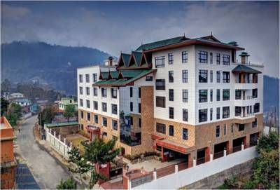 Summit Sobralia Resort & Spa, Namchi, Sikkim, India