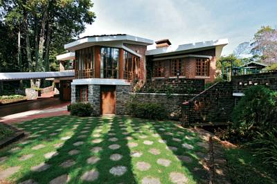 Quaint Chalet in the Hills, Tamil Nadu, Kerala, India