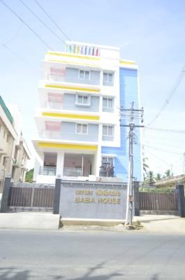 Baba house, Tamil Nadu, Kerala, India