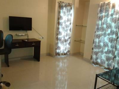 Bharti Service Apartment, Central Zone, Maharashtra, India