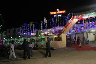 Ashiana Hill View Hotel, Angul, Odisha, India