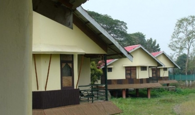 Agaratoli Resort, Kaziranga, Assam, India