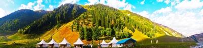 Seen Woods Resort, Sonamarg, Jammu and Kashmir, India