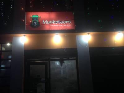 3 Musketeers, Agra, Uttar Pradesh, India