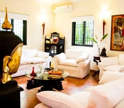1265 Crescent Villa, North Goa, Goa, India