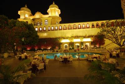 Fateh Prakash Palace-Grand Heritage, Udaipur City, Rajasthan, India