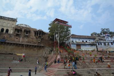 A Palace On River Rashmi Guest House, Varanasi, Uttar Pradesh, India