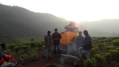 17 C Camping, Munnar, Kerala, India