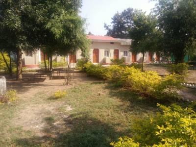Van Vihar Resort, Kanha, Madhya Pradesh, India