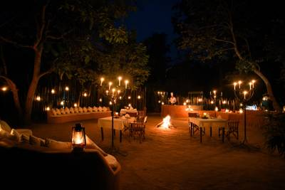Singinawa Jungle Lodge, Kanha, Madhya Pradesh, India