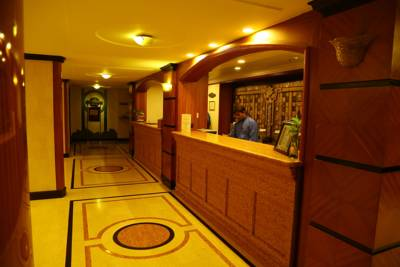 Fortune Kences Hotel , Tirupati City, Andhra Pradesh, India